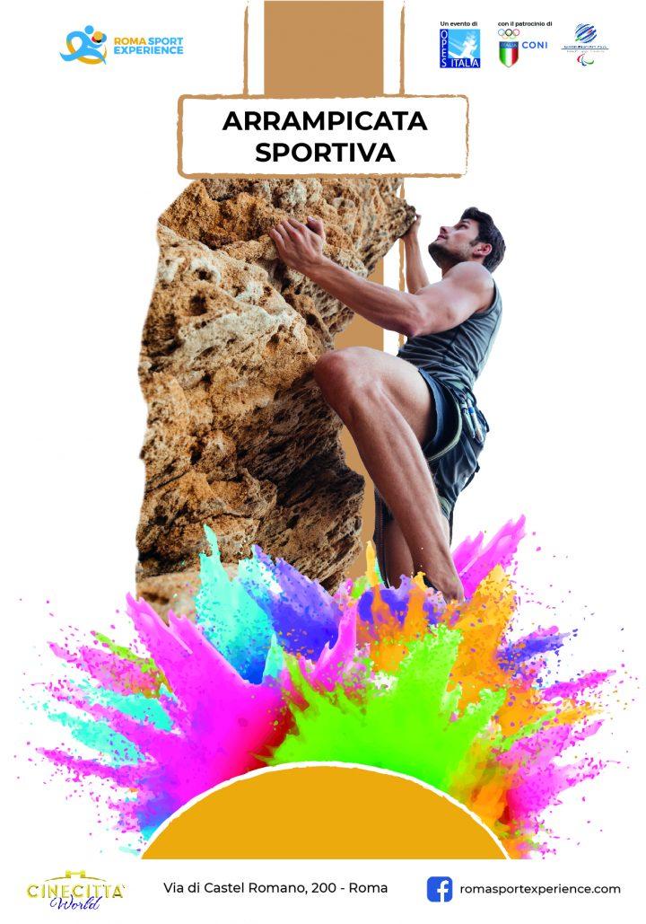 Arrampicata sportiva_RSE_Opes
