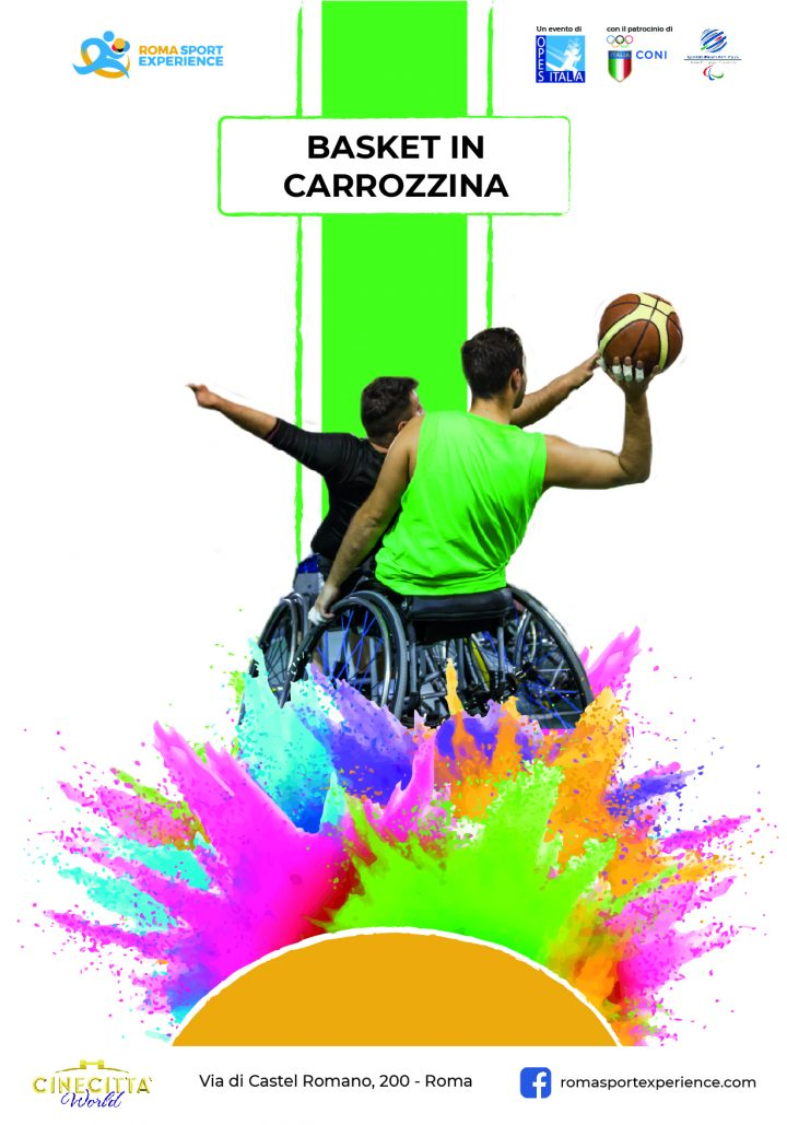 Basket in carrozzina_RSE_Opes